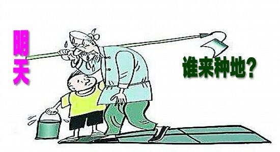 农业 缓解农村人口老龄化问题
