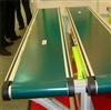轻型皮带输送机可灵活改变输送方向 轻型PVC食品输送机